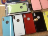 Nuova cassa di vetro del telefono mobile per Iphome8/X/8plus