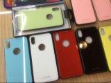 Iphome8/X/8plusのための新しい携帯電話のガラス容器