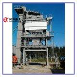 De modulaire PLC van Siemens van het Ontwerp Hete Concrete Machine van het Asfalt van de Mengeling 80t/H met Lage Emissie