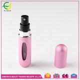 5ml旅行スプレーヤーまたは結め換え品の香水瓶