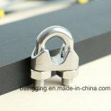 ステンレス鋼ワイヤーロープクリップDIN 741