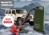 12 فولت [ليثيوم يون بتّري] ذاتيّ اندفاع طفرة مطلقة قوة قلّاب مع شاحنة