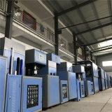 Plastikhaustier-Flaschen-Hersteller-halb automatische Plastikflasche, die Maschine herstellt