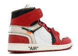 Новая тапка сбывания 10 с белых красных ботинок баскетбола спорта воздуха 1