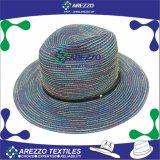 Sombrero de vaquero de papel de la paja del verano (AZ025C)