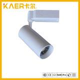 Le gestionnaire de la CE SAA de projecteur de lumière d'ÉPI de piste de la puce DEL de CREE de la lumière 24W de piste de DEL est procurable