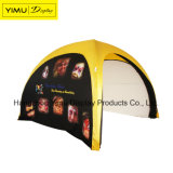4X4 5X5 6X6 im Freienzelt-aufblasbares Abdeckung-Zelt für Verkauf