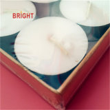 Decorando Livro de elevada qualidade Tealight Ambiental candeia de parafina