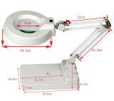 8091 de Lamp van Magnifier van de LEIDENE Cleanroom Desktop