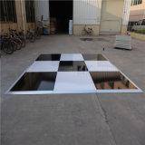 Gemakkelijk installeer Vierkante Opgepoetste 4FT*4FT Dance Floor voor Hotel en Huur