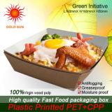 Pastel de alta calidad caja de papel (K133)