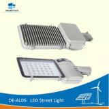 쾌재 붙박이 리튬 건전지 태양 램프 점화 LED 가로등