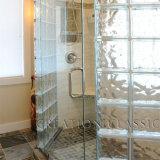 L'espace libre/givré/a gâché la glace de salle de bains