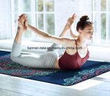 Impresso em Cores Personalizadas Suede Tapete de Yoga Imprimir