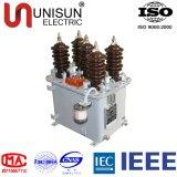 Transformator van het Type van olie de Huidige en Potentiële Metende