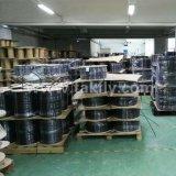 Im Freien nicht selbsttragendes FTTH Innentransceiverkabel des China-Hersteller-