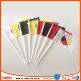 Polyester-Regenbogen-Handmarkierungsfahnen mit Polen