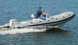 4.3M Liya-5.2M costela Hypalon Barco barcos infláveis rígidos para venda