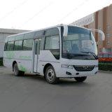 37-40seats 8.4m Tourismus-Bus-Vorderseite-Motor-Zug