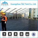 Tienda de la carpa de la curva de Guangzhou para el banquete de boda en la aleación de aluminio