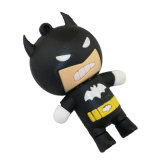 Presente do disco 16GB da movimentação U do USB do batman o mini Avenge a série