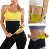 Shaper do corpo que Slimming a cintura para a perda de peso, instrutor S-3XL de Cincher da cintura da correia da cintura de Shapewear da cintura das meninas