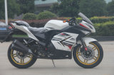Refrigerar a motocicleta da velocidade rápida do projeto