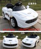 12V caçoa o passeio a pilhas no carro do brinquedo