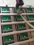 Schaltkarte-und LED-hohe Präzisions-automatische weichlötende Maschine