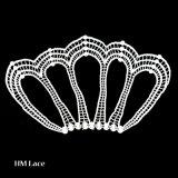 여왕 크라운 모양 형식 레이스 고리 디자인 목걸이 의복 고리 X054