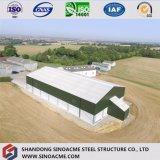 Sinoacmeは軽い鉄骨フレームの建物を組立て式に作った