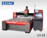 Machine de découpage duelle approuvée de commande numérique par ordinateur de tube en métal de boîte de vitesses de vis de bille de la CE d'Ezletter (GL1325)