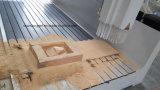 3つの軸線のCNCのルーターの彫版機械を切り分ける木製の泡型