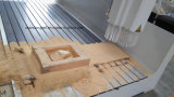 Eje 3 molde de espuma de madera tallado Router CNC Máquina de grabado