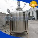 ミラーのヨーグルトのための磨く反作用の容器