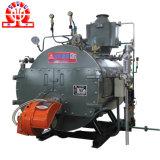 Einzelne Trommel-automatisches Gas (Öl) - abgefeuerter Wns Warmwasserspeicher