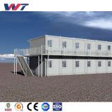 큰 경간 Prefabricated 강철 구조물 프레임 조립식 Warehosue 작업장 사무실 별장 금속 건물