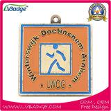 昇進のためのカスタマイズされたエナメルのチャンピオンメダル