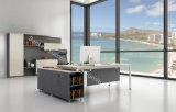 L 모양 현대 간단한 사무실 목제 가구 Excutive 사무실 책상 (BL-BMYDB22A)