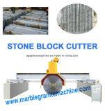 De Machine van de Snijder van het Blok van de steen om tot Graniet Marmeren Plak (DQ2500) Te maken