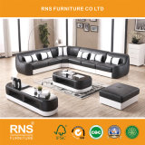 D810 American Style grand canapé en cuir de luxe