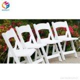 Cadeira de dobradura da resina para o casamento/partido todo o evento Hly-RS027