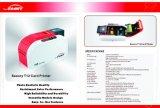 Stampatrice automatica della stampante della scheda di identificazione del PVC (una garanzia da 1 anno)