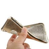Крышка случая телефона доказательства воды слоя гибридная передвижная на iPhone x