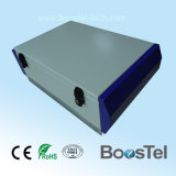 Repetidor seletivo do RF da canaleta do poder superior 43dBm GSM850
