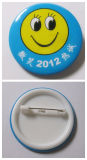 Förderndes Geschenk-Tasten-Abzeichen mit kundenspezifischem Firmenzeichen (YB-MP-60)