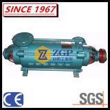 Bomba de vários estágios da água química de alta pressão frente e verso horizontal do aço inoxidável