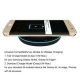 Ringe 10W des Qi-Standard-1 fasten drahtlose Aufladeeinheit für Samsung iPhone