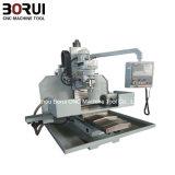 Standard paquete exportado a China barata fresadoras CNC Xk7125A