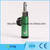 Becken-Regler 0-4L/8L/15L/25lpm des Sauerstoff-Cga540